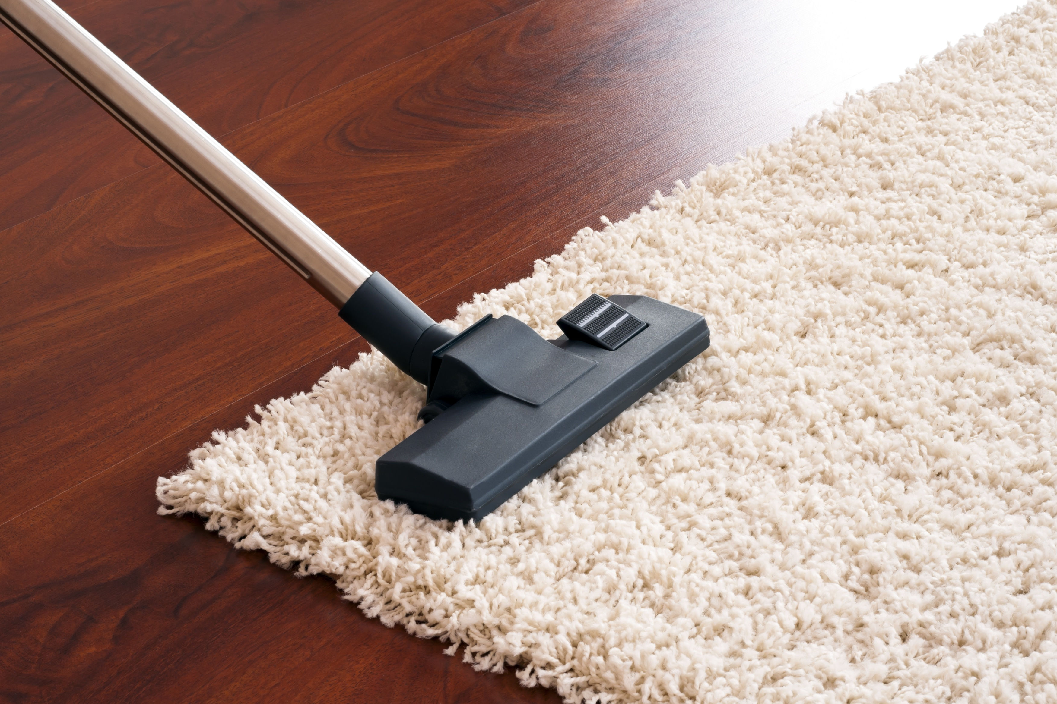 How to clean a stained carpet
