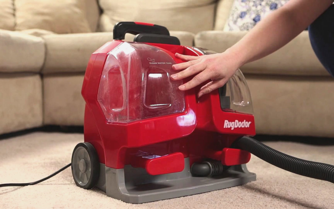 The Best Portable Carpet Cleaner: Lightweight Carpet And Upholstery Cleaners For Heavy Stains